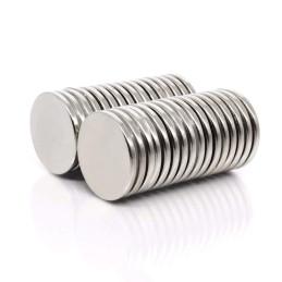 Magneti | Magneti disc 2mmx10mmx10mm | 3828