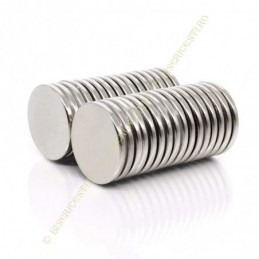 Magneti | Magneti disc 1.4mmx6mmx6mm | 3830