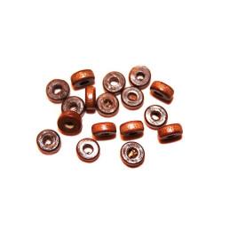 Obiecte bisericesti bile | Margele saiba de trecere 3mm | 6190