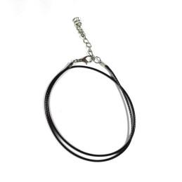 Baza bijuterii | Snur baza coliere si lant prelungire 45cm | 3655