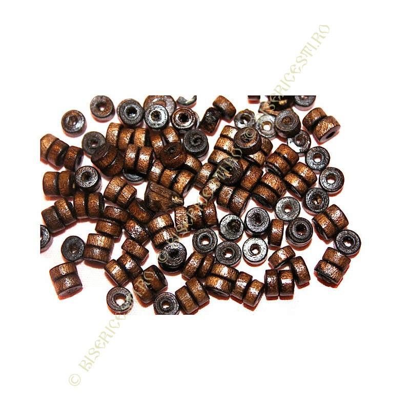 Obiecte bisericesti bile   Margele saiba de trecere 3mm   6191