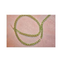 Obiecte bisericesti bile | Margele rotunde de trecere 4mm | 6228
