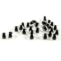 Obiecte bisericesti bile | Margele rotunde de trecere 6mm | 6271