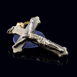 Obiecte bisericesti Medalion auto cruce din plastic Ventani 2514