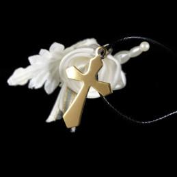 Obiecte bisericesti | Colier cruce din inox | 1835