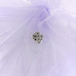 Obiecte bisericesti bile | Margele cruce de trecere 9mm | 6018