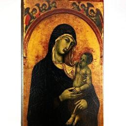 Obiecte bisericesti | Cutie cu Icoana Maicii Domnului imprimata din carton 33cm si 26cm | 5802