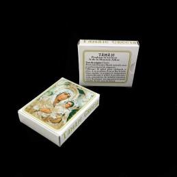 Obiecte bisericesti | Cutie cu Icoana Maicii Domnului carton alb 5cm | 5810
